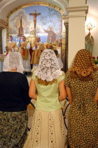 Lifting the Veil - Denver Catholic Register | Some insights that I never knew/considered. @erinob1017