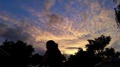 Sunset, perfect shot