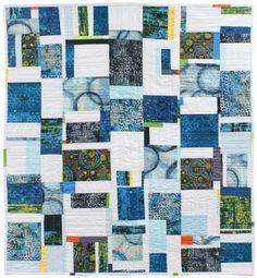 Continuum Free Pattern: Robert Kaufman Fabric Company