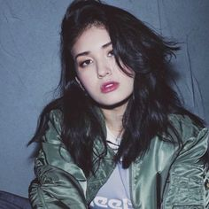 Find images and videos about girl, fashion and beautiful on We Heart It - the app to get lost in what you love. Jeon Somi, South Korean Girls, Korean Girl Groups, Asian Boys, Ulzzang Girl, Kpop Girls, Girl Crushes, Idol, Singer