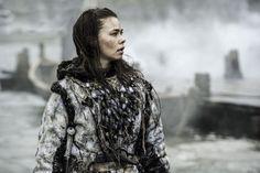Birgitte Hjort Sorenson's Karsi is a Wildling chieftainess on 'Game of Thrones.'