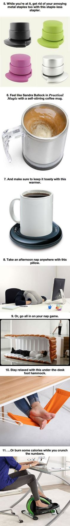 Great Gadgets shut up and take my money!