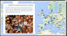 Best European Festivals of 2015,. https://www.heganoo.com/node/12262  #Events #Festivals #Media #Tourism #Education