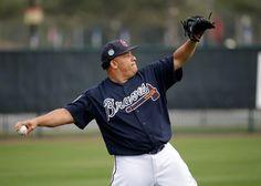 #MLB: El Quisqueyano Bartolo Colón lidera los nuevos rostros en la rotación de Atlanta
