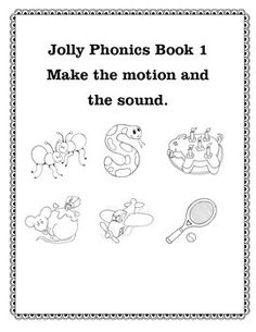 Jolly Phonics Oral Assessment Packet. This packet is created to quickly assess your students' Jolly Phonics knowledge as you complete each booklet. The assessments are broken up in the official Jolly Phonics book sequence and comes in BOTH Primer Print and D'Nealian.