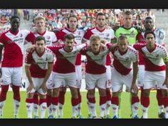 Fc Utrecht team foto 2014