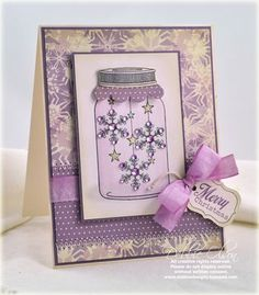 Mason Jar. LOVE this! Definitely thinking out of the box for this one!