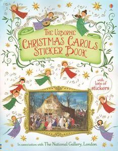 Show details for Christmas Carols Sticker Book