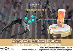 #Ankara Tanıtım Toplantımız 27 Kasım 2015 Cuma günü saat 19:00'da Demonti Otel'de gerçekleştirilecektir.    Wor(l)d | sizin ağınız   | Alışılmışın dışında düşünün...     bilgi@worldturkiye.com www.twitter.com/worldgnturkiye www.instagram.com/worldgnturkiye www.pinterest.com/worldgnturkiye     #WorldGN #mCell5G #5G #Technology #Teknoloji #Telecommunication #Telekomünikasyon #GiyilebilirTeknoloji #WearableTechnology #SmartPhone