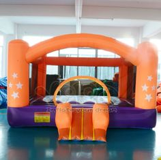 280.00$  Buy now - http://aliuj4.worldwells.pw/go.php?t=1446554802 - Christmas present for child happy Chirstmas party gorila inflable bouncy castle  inflatable slides