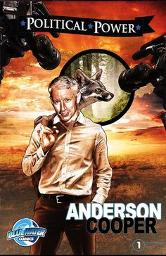 Bluewater Gets Political with 'Anderson Cooper'