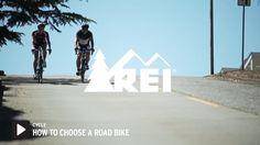 How to Choose a Road Bike - REI Expert Advice
