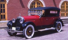 1925 Cadillac Touring