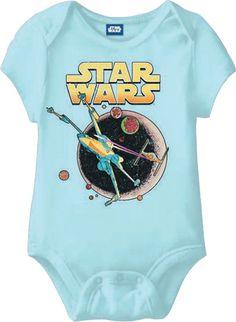 Baby Gifts and Goodies - Star Wars X-Wing Baby Onesie, (http://www.babygiftsandgoodies.com/star-wars-x-wing-baby-onesie/)