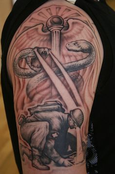 Navy Corpsman #tattoo #navy #corpsman