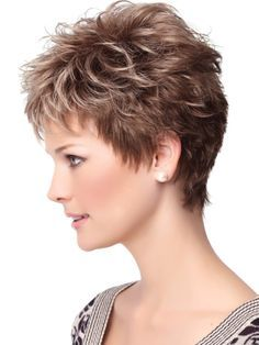 Cute Short Hairstyles for Long Faces-2