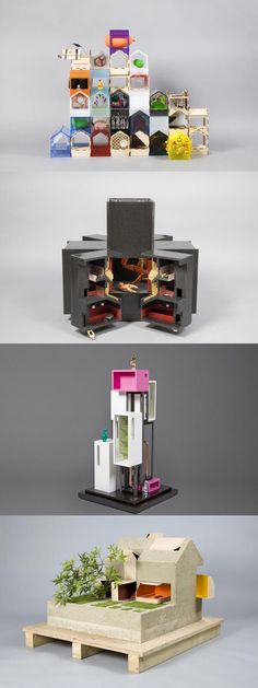 20 Of Britain's Top Architects Reimagine The Dollhouse | Co.Design | business + design