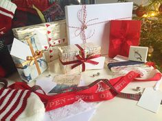 The build up to Christmas is arguably the best bit and wrapping presents is probably one of my favourite parts. Having carefully selecte...
