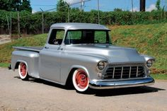 1955 Chevy #Stepside - Meant To Be