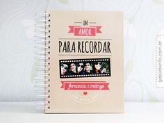 PhotoBook Fantástico livro - dia dos namorados, namorados, casal, presente, namorada criativa, álbum de fotos, scrapbook