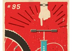 101 Bicycle Maintenance Tips — floor pump