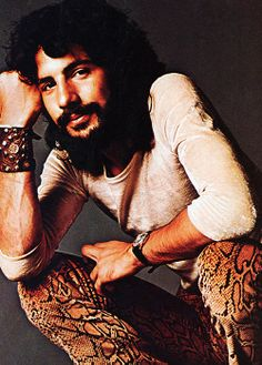Cat Stevens Yusuf IslamCat at A&M Cat Stevens posed at A&M studio circa 1975.    Read more: http://www.rollingstone.com/music/pictures/cat-stevens-road-to-the-rock-and-roll-hall-of-fame-20131216/cat-at-a-m-0526595#ixzz2ovOcATFM  Follow us: @Rolling Stone on Twitter | RollingStone on Facebook