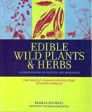 Selection of recommended wild food books-natural pathways