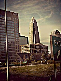 Charlotte NC hard effect
