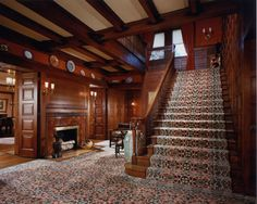 10 Things You Didn't Know About #Glessner #House: http://www.choosechicago.com/blog/post/2012/10/10-Things-You-Probably-Didn-t-Know-About-Glessner-House/376/