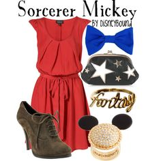 Disney Clothes Sorcerer Mickey