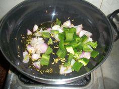 YUMMY TUMMY: Chilli Paratha