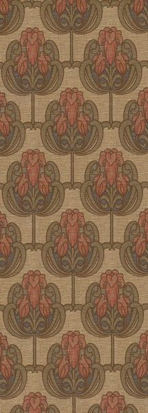 Ada Repeat - Historic Wallpapers - Victorian Arts - Victorial Crafts - Aesthetic Movement