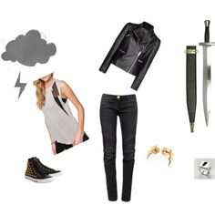 camp half blood outfit/clothing