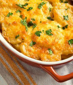Rezept: Klassisches Kartoffelgratin