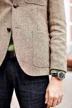 blazer sweater