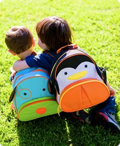 Skiphop preschool backpack