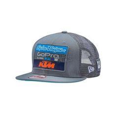 bc47623b9d6 Troy Lee Designs Charcoal 2016 Team KTM New Era Snapback Hat - 712419970  Gorras Snapback