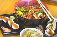Zen Japanese Food Fast - The Austin Chronicle