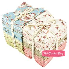 Hope Cove Entire Collection Fat Quarter Bundle Robyn Pandolph for RJR Fabrics
