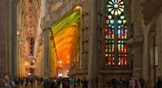 Trouble Hits the Final Stages of Gaudí's La Sagrada Familia,Sagrada Familia / Antoni Gaudí. Image © Flickr User: haschelsax, bajo CC BY-ND 2.0