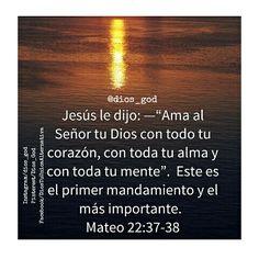 Mateo 22:37-38