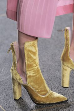 Topshop Unique at London Fall 2016 (Details)