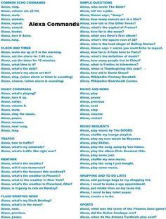 "Solved: I keep asking Alexa to ""play my xyz playlist on Spotify"" on my echo dot and she keeps saying ""I could not find xyz on Alexa Dot, Alexa Echo, Funny Alexa Commands, Alexa Tricks, Computer Works, Computer Tips, Amazon Alexa Skills, Minion Jokes, Funny Questions"