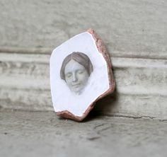 The Snow Queen Original Photo Stone / by Augenblickphoto on Etsy, €9.00