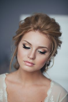 #bride #bridallook #bridalmakeup #beautiful #russianbride