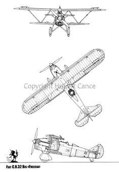 Italian Air Force, Plan Drawing, Cutaway, Airplanes, Original Art, Aircraft, How To Plan, The Originals, Drawings