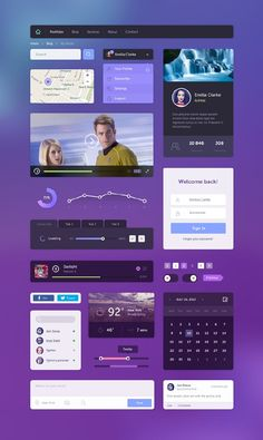 Today we are compiled a list of free UI kits for designers, These free UI kits are in PSD format and helpful for you. As a designer you constantly seek...