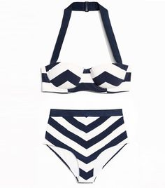 This Summer's Hottest Bikini Trend Probably Isn't What You'd Expect via @WhoWhatWearUK