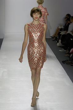 Naeem Khan Spring 2008 Ready-to-Wear Collection Slideshow on Style.com