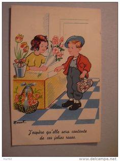 Cartes Postales / bernet - Delcampe.fr
